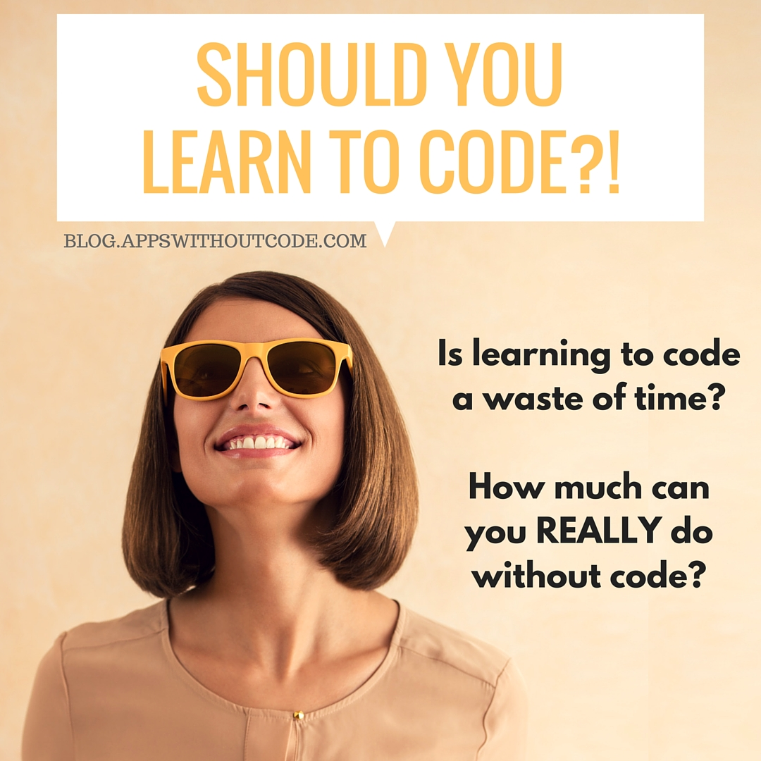 Should you learn to code-!